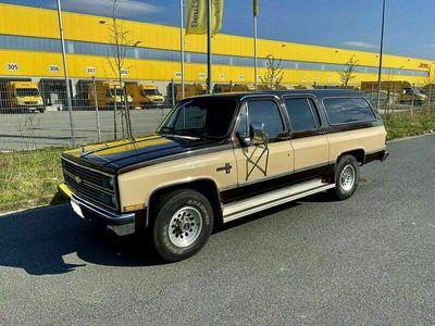 gebraucht Chevrolet C20 SurburbanSilverado - H-Zula...