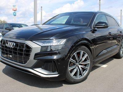 gebraucht Audi Q8 S line Allradl ACC B&O Matrix Pano Luftfwk Hu S