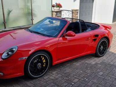 gebraucht Porsche 997 Turbo Cabriolet PDK