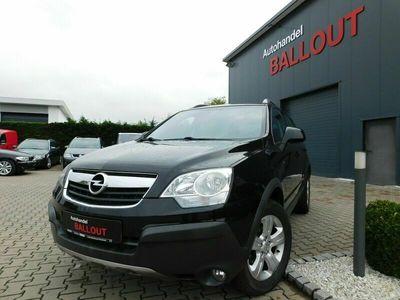gebraucht Opel Antara Basis 4x4*Klima*Euro-4*