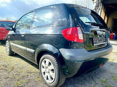 gebraucht Hyundai Getz 1.1 sparsamer Top gepflegt