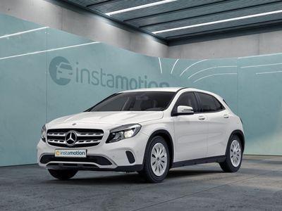 gebraucht Mercedes GLA200 GLA 200d Navi SHZ Einparkh. Parkassist. Klima T