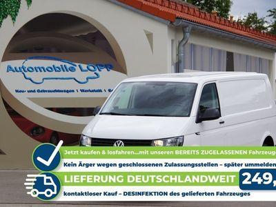 gebraucht VW Transporter T6Kasten LR Lang 3400 DSG HECKTÜREN