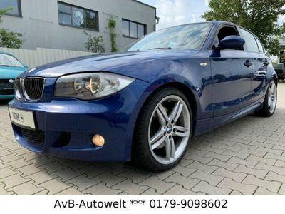 gebraucht BMW 130 1er Reihe Lim. i * M - PAKET * AUTOMATIK