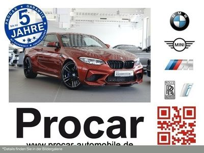 gebraucht BMW M2 Competition M DKG H/K Adap.LED NaviProf PDC