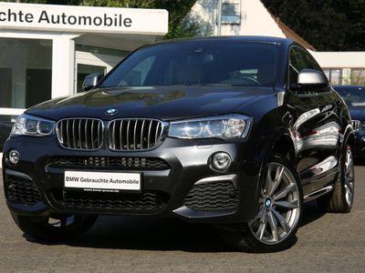 gebraucht BMW X4 M 40i Head-Up DAB Xenon Navi Prof. Komfortzg.