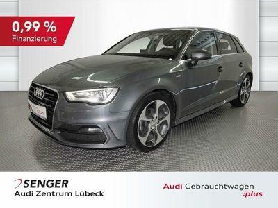 gebraucht Audi A3 Sportback sport 2.0 TFSI quattro 140 kW (190 PS) S tronic
