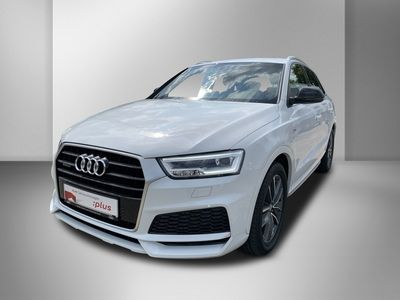 gebraucht Audi Q3 Sport 2.0 TDI quattro S line Selection Alcantara AHK