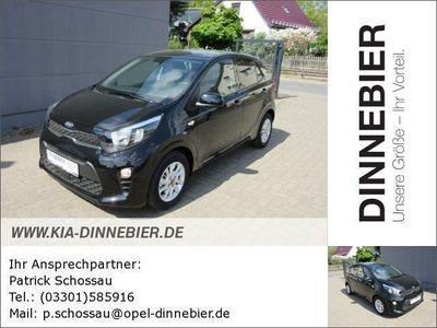 gebraucht Kia Picanto 1.2 DT ADA NAVI Neuwagen, bei Autohaus Dinnebier GmbH
