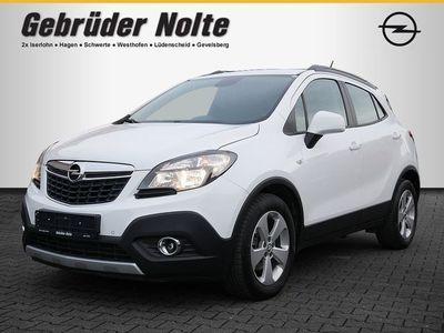 gebraucht Opel Mokka 1.6 CDTI Edition 4x4 INTELLILINK EU6