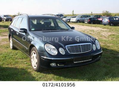 gebraucht Mercedes E240 E240 T Kombi Automatik 211