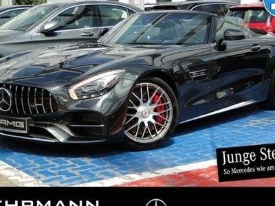 gebraucht Mercedes AMG GT C Roadster Performance-Sitze/LED