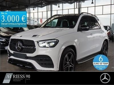 gebraucht Mercedes GLE450 AMG AMG Pano Multibeam AHK 360° MBUX NavPrem