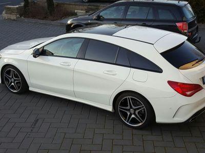 gebraucht Mercedes 220 CLA SB7G AMG Line Garantie Kamera Memory