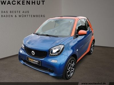 gebraucht Smart ForTwo Cabrio passion Cool & Audio Tempomat