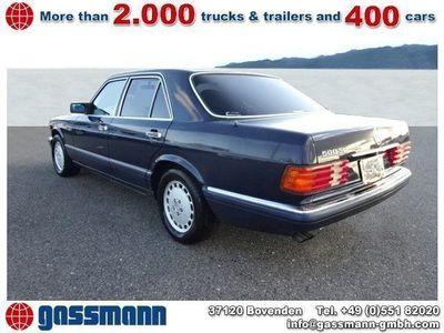 gebraucht Mercedes 500 / SE Autom./Klima/NSW Tempomat
