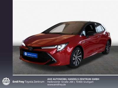 gebraucht Toyota Corolla 1.8 Hybrid Team D Style Technik Paket 5 Jahre Garantie