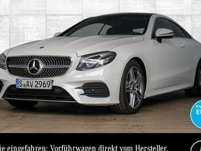 gebraucht Mercedes E200 Cp. AMG Pano Sportpak COMAND ILS LED Kamera