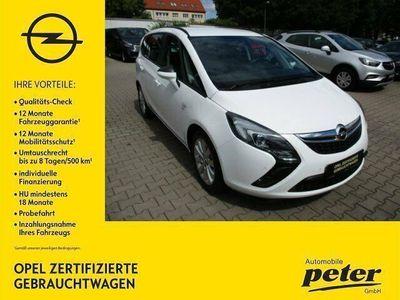 gebraucht Opel Zafira Tourer 1.6 CDTI drive Euro6