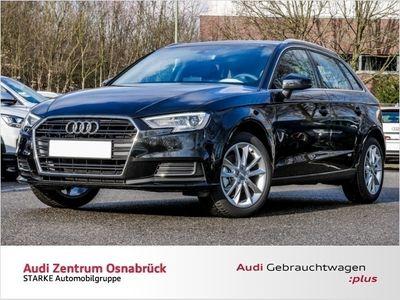 gebraucht Audi A3 Sportback 30 TFSI S tronic design Connectivity
