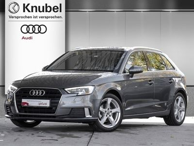 gebraucht Audi A3 Sportback 1.4 TFSI Sport/Navi/Bluetooth/Xenon/2xAPS