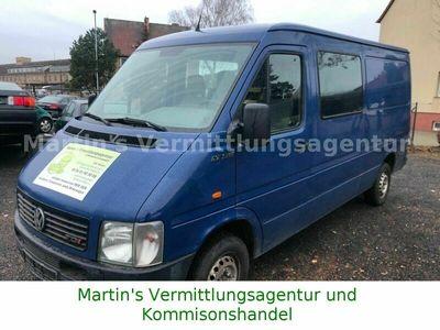 gebraucht VW LT Kastenwagen/Kombi 28 Kasten VOLL FAHRBEREIT als Van/Kleinbus in Herzberg/Elster