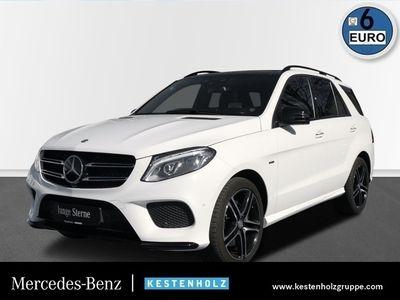 gebraucht Mercedes GLE450 AMG AMG 4M 360° Airmat Stdhzg Pano Harman HUD