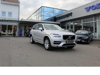 gebraucht Volvo XC90 D5*AWD*Momentum*AHK*360*Businessp.*Intelli