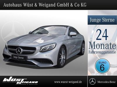 gebraucht Mercedes S63 AMG AMG Coupé 4MATIC Distronic+V Max+Comand+HUD