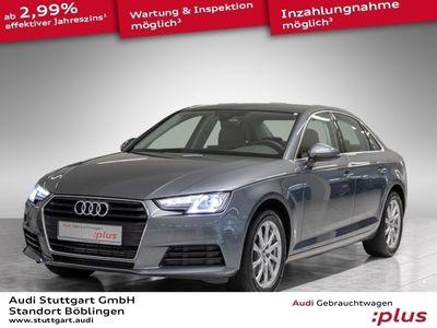 gebraucht Audi A4 Limousine 2.0 TFSI Xenon Bluetooth Isofix