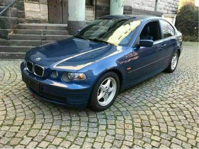 gebraucht BMW 325 ti compact M Paket