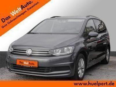 gebraucht VW Touran 1.2 Comfortline 7-Sitze Navi Bluetooth