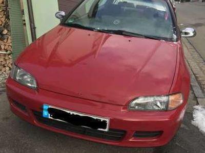 gebraucht Honda City Civic 1.5iEdition