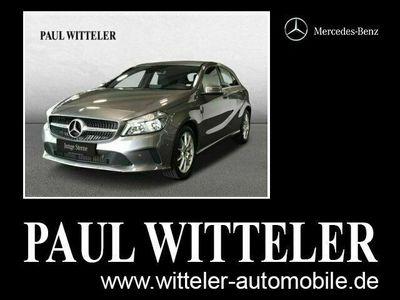 gebraucht Mercedes A180 Urban Navi/Lich- und Sicht-Paket/Klimaanla R-CD