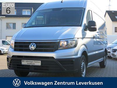 gebraucht VW Crafter 35 2.0 Kasten MR Hoch PDC SHZ KLIMA EU6 - Klima,Sitzheizung,Servo,