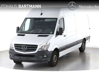 gebraucht Mercedes 316 CDI Kasten Hochdach Lang