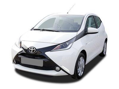 gebraucht Toyota Aygo 1.0 X-Play Team KLIMA KAMERA 4,99% EFF* EU6
