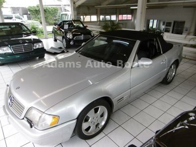 gebraucht Mercedes SL500 R129 Silber/Schwarz/MOPF3 Euro 3!!