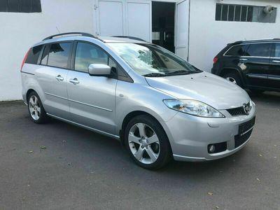 gebraucht Mazda 5 2.0 CD Top*7-SITZ*