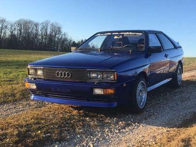 gebraucht Audi Quattro UR-