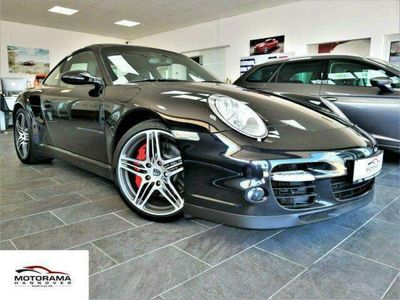 gebraucht Porsche 911 Turbo COUPE/SCHIEBEDACH/NAVI/LEDER/19 ZOLL/