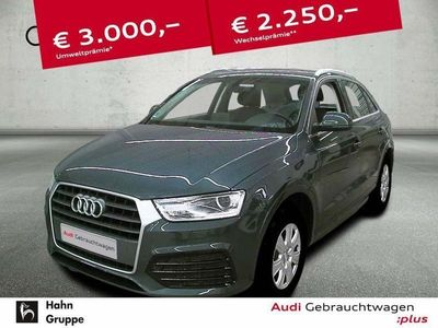 gebraucht Audi Q3 1.4TFSI Sport AHK GRA Navi Xen Einparkh