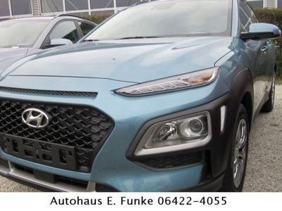 gebraucht Hyundai Kona 120PS Bluetooth Klima