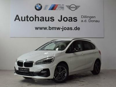 gebraucht BMW 218 i Sport Line LED Navigation Sitzheizung DAB P