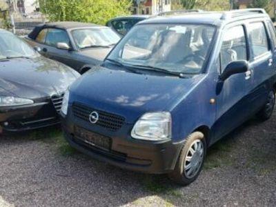 gebraucht Opel Agila Basis
