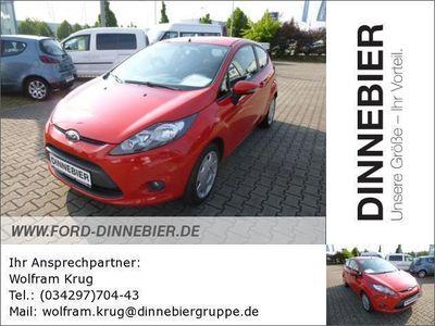 gebraucht Ford Fiesta Trend Gebrauchtwagen, bei Autohaus Dinnebier GmbH