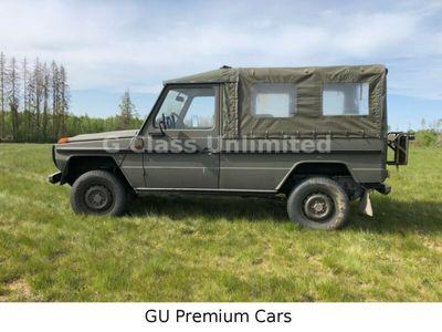 gebraucht Mercedes G230 Schweizer Armee