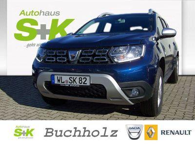 käytetty Dacia Duster Comfort SCe 115 2WD *Look-P. *Technik-P.