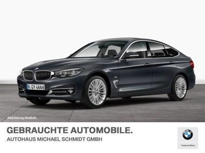 used BMW 320 Gran Turismo d Luxury Line LED RFK Tempomat