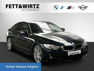 "gebraucht BMW 425 d GC SAG M-Sport Navi HUD LED Leder GSD 19""LM"